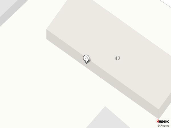 Автосервис на карте Минусинска