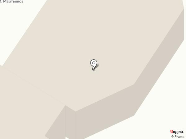 Минусинский региональный краеведческий музей им. Н.М. Мартьянова на карте Минусинска