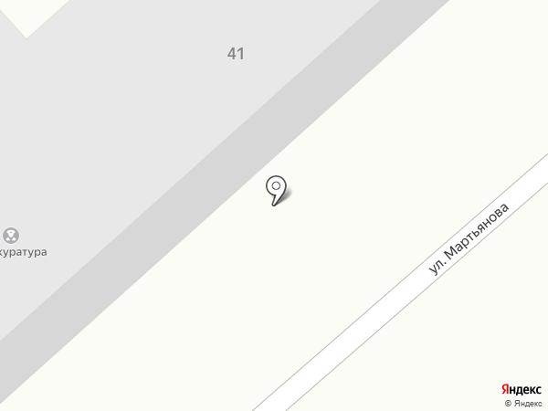 7я на карте Минусинска