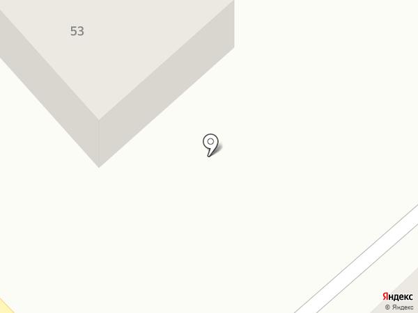 ГРАД на карте Минусинска