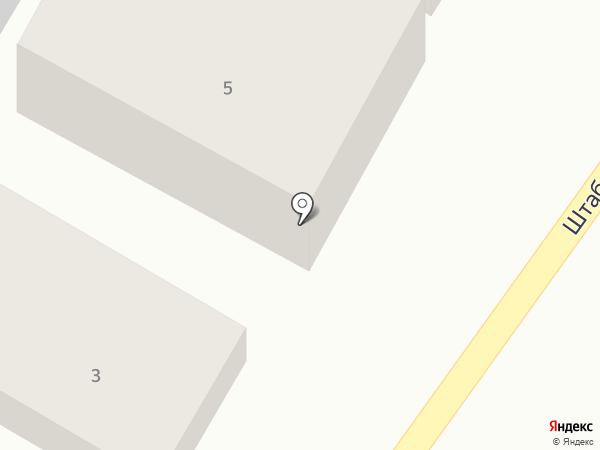 БЕРКУТ на карте Минусинска