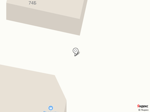 BRW на карте Минусинска