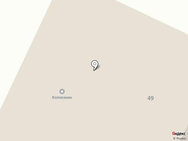 Магазин запчастей для сельхозтехники на карте Минусинска