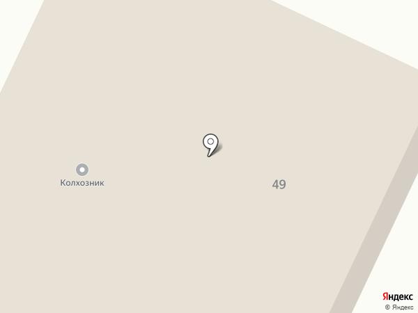 Магазин запчастей на карте Минусинска