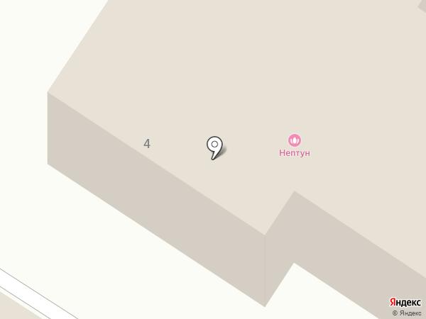 Твой, магазин автозапчастей для Москвич, Жигули на карте Минусинска