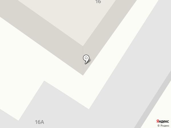 Парикмахерская на карте Минусинска