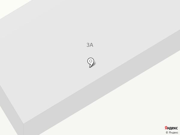 Минусинская трикотажная фабрика на карте Минусинска