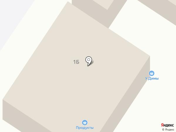 У Димы на карте Минусинска