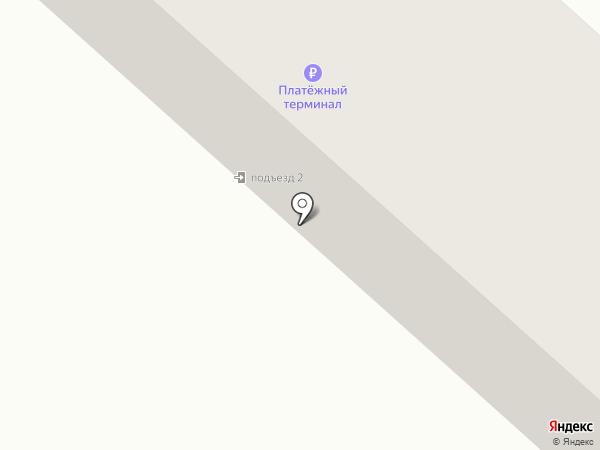 Ивушка на карте Минусинска