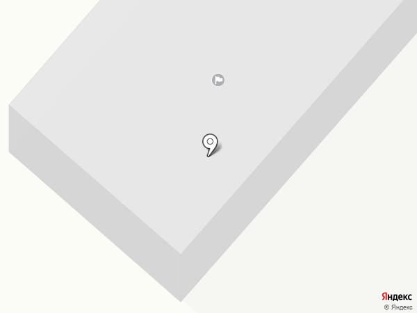 Ремсельбурвод на карте Минусинска