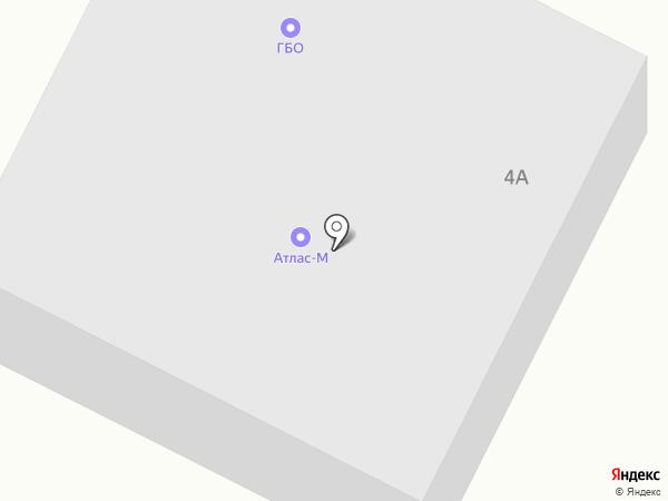 Чистый мир на карте Минусинска