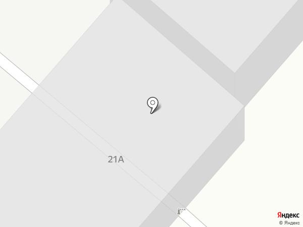 ПМК-4 на карте Минусинска