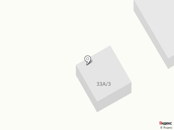 Кочевник на карте Дивногорска