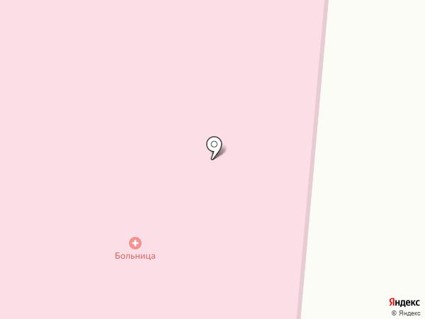 Больница на карте Кедрового