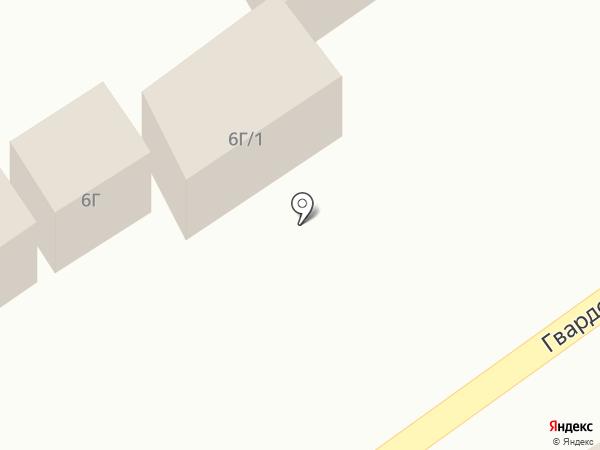 Абаканские полуфабрикаты на карте Кедрового