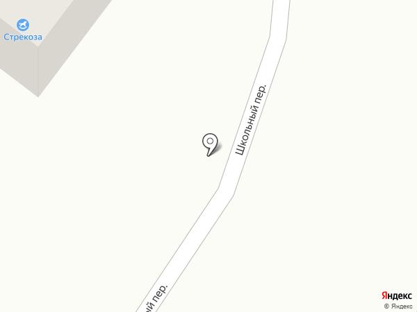 Автозвук Бином на карте Дивногорска