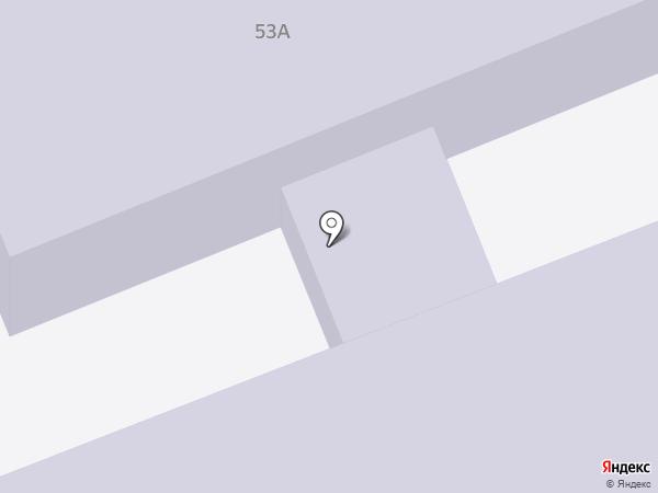 Детский сад №14 на карте Дивногорска