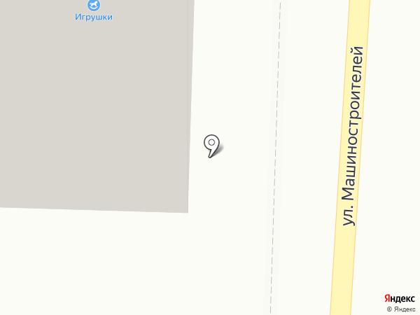 Енисейский объединенный банк на карте Дивногорска