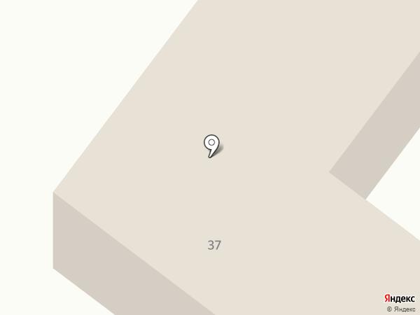 Пожарная часть г. Дивногорска на карте Дивногорска