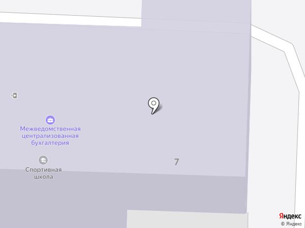 Открытая (сменная) общеобразовательная школа №1 на карте Дивногорска