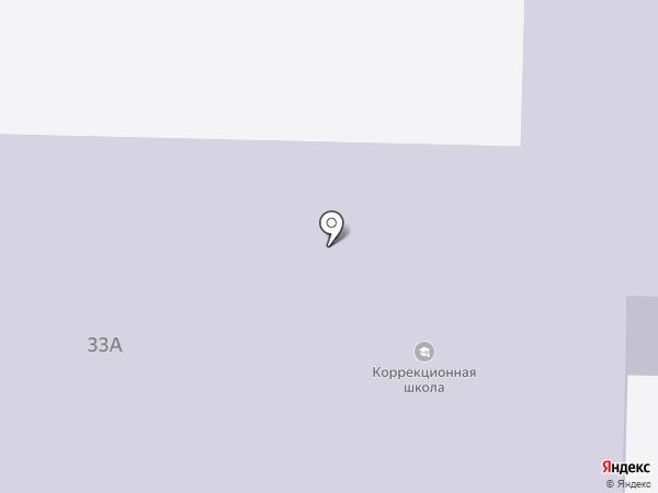 Дивногорская общеобразовательная школа на карте Дивногорска