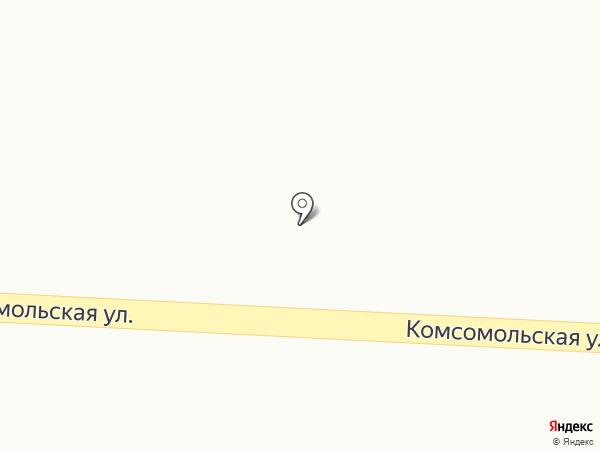 Киоск по изготовлению ключей на карте Дивногорска