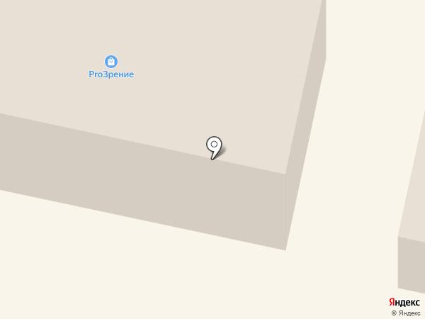 Верония на карте Дивногорска