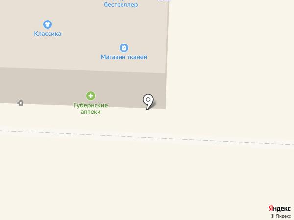 МегаФон на карте Дивногорска