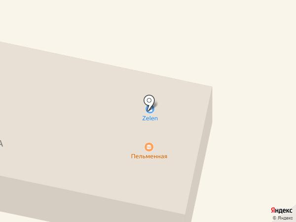 Компания по производству дверей и окон на карте Дивногорска