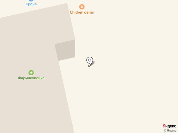Аптека для Вас на карте Дивногорска