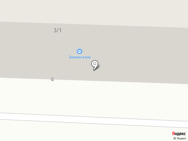 Зазеркалье на карте Дивногорска