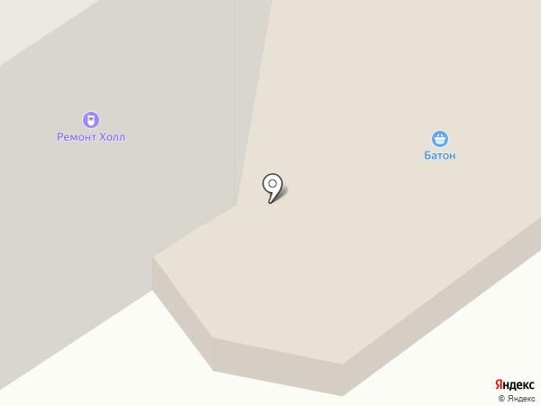 Новый дом на карте Дивногорска