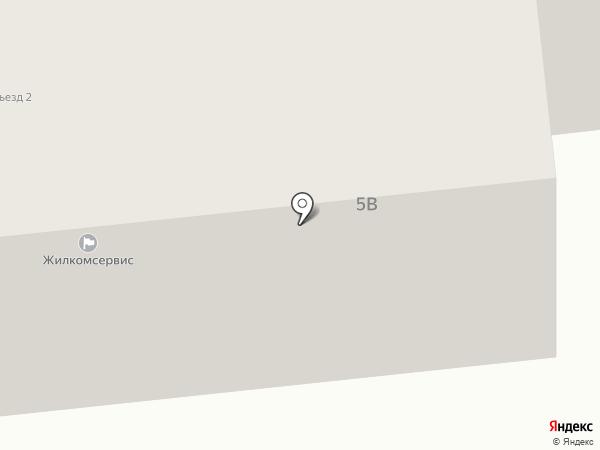 Жилкомсервис на карте Дивногорска