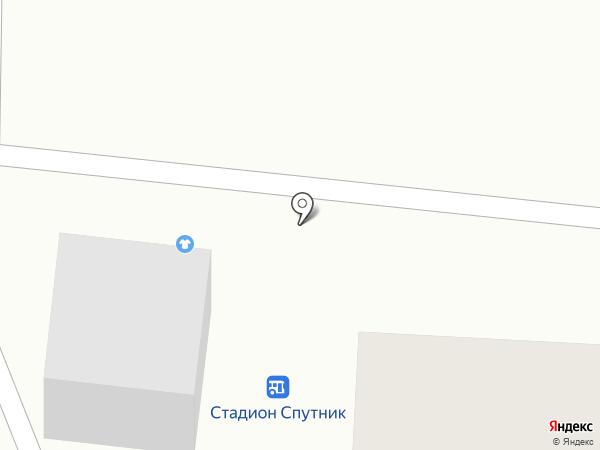 Магазин одежды и обуви на карте Дивногорска