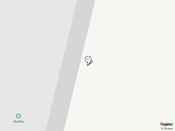 ПМР на карте Дивногорска