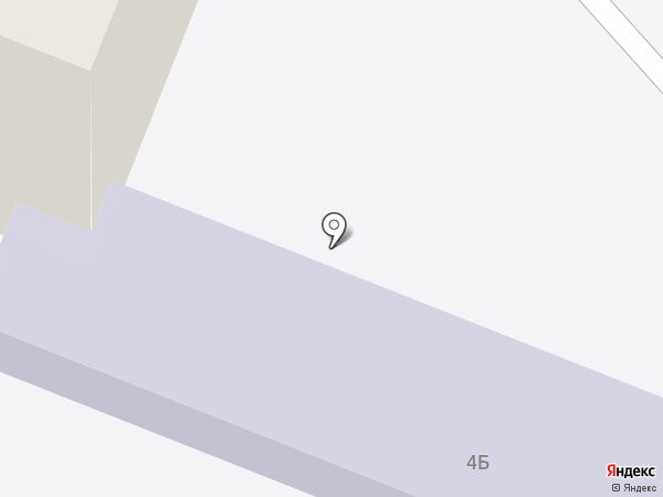 Аэропортовская средняя общеобразовательная школа на карте Емельяново