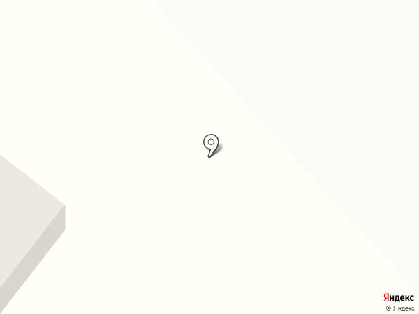 Заимка-Баня на дровах на карте Красноярского края