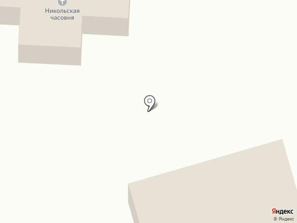 АЗС на карте Емельяново