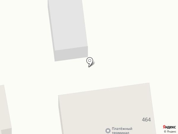 Магазин продуктов на карте Емельяново