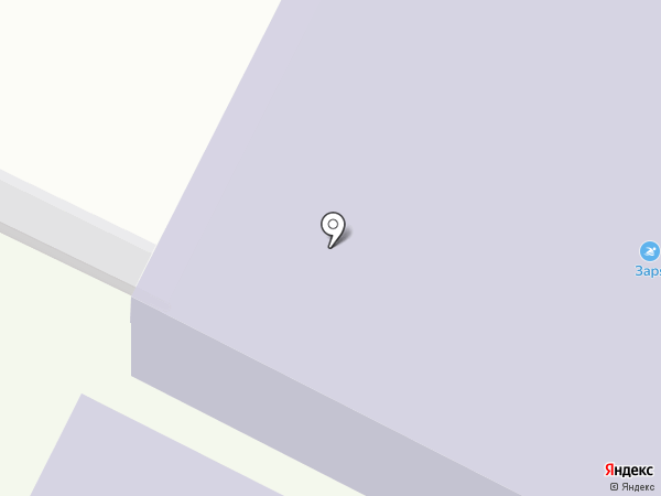 ДЮСШ по лыжным гонкам на карте Емельяново