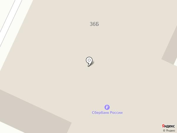 БИЗНЕС-ГАРАНТ на карте Емельяново