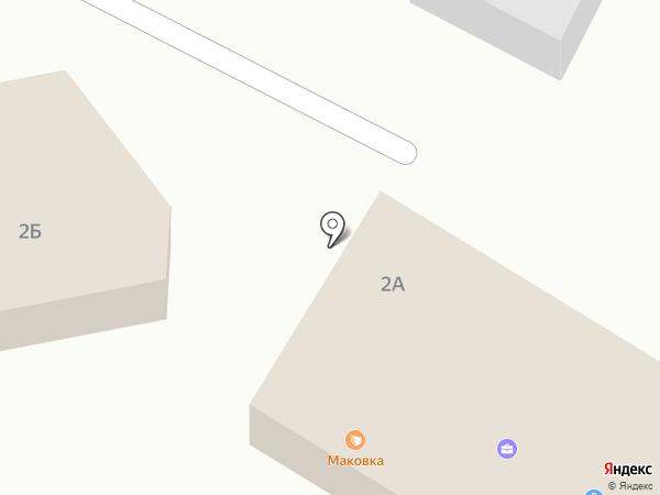 Пробка на карте Емельяново