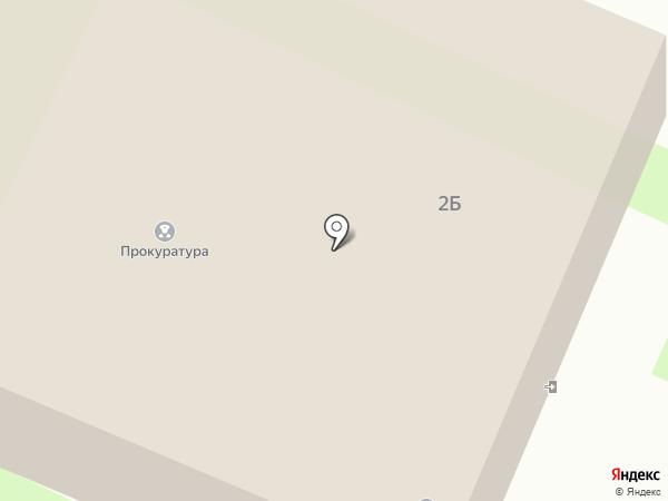 Прокуратура Емельяновского района на карте Емельяново