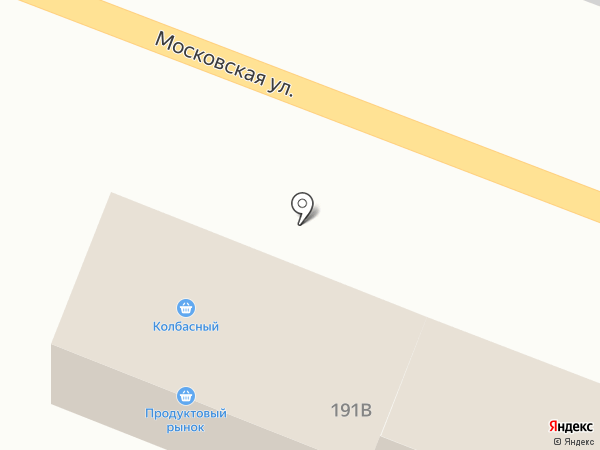 За рулем на карте Емельяново