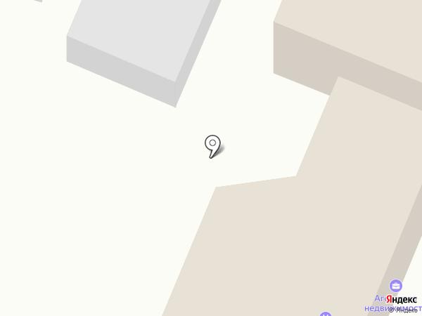 Землемер на карте Емельяново