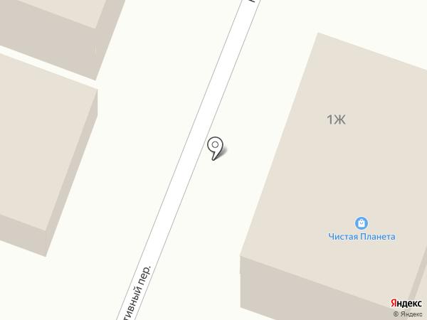 Белая ворона на карте Емельяново