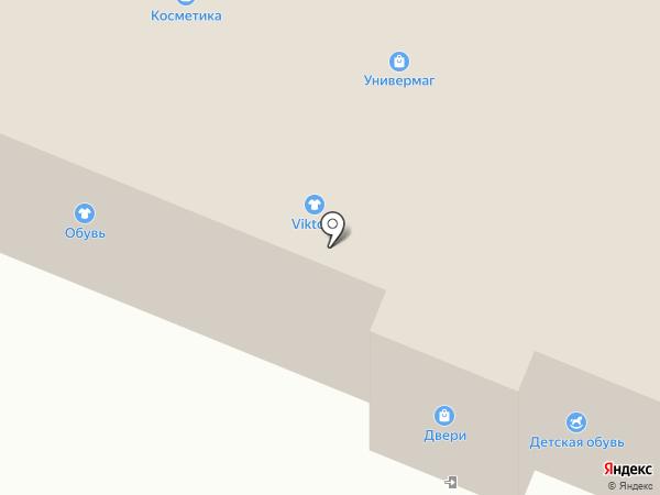 Суши-буфет на карте Емельяново