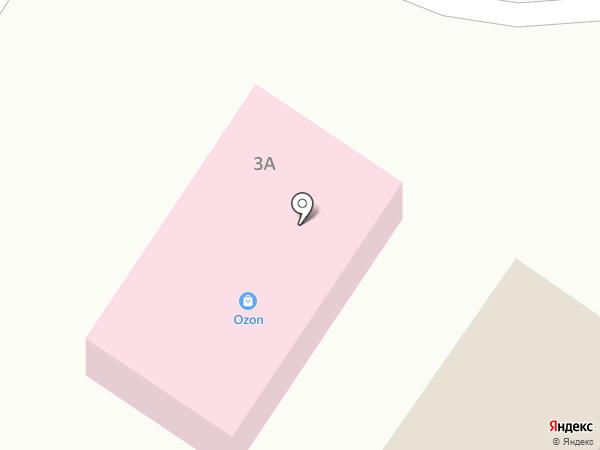 Вероника на карте Емельяново
