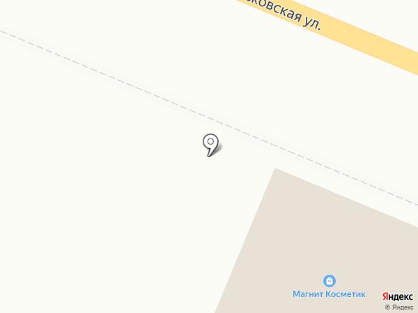 КрасОкна на карте Емельяново