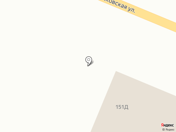 Роза на карте Емельяново